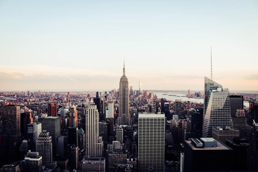 Este mapa 3D muestra las ciudades de EE.UU. con el mayor rendimiento económico