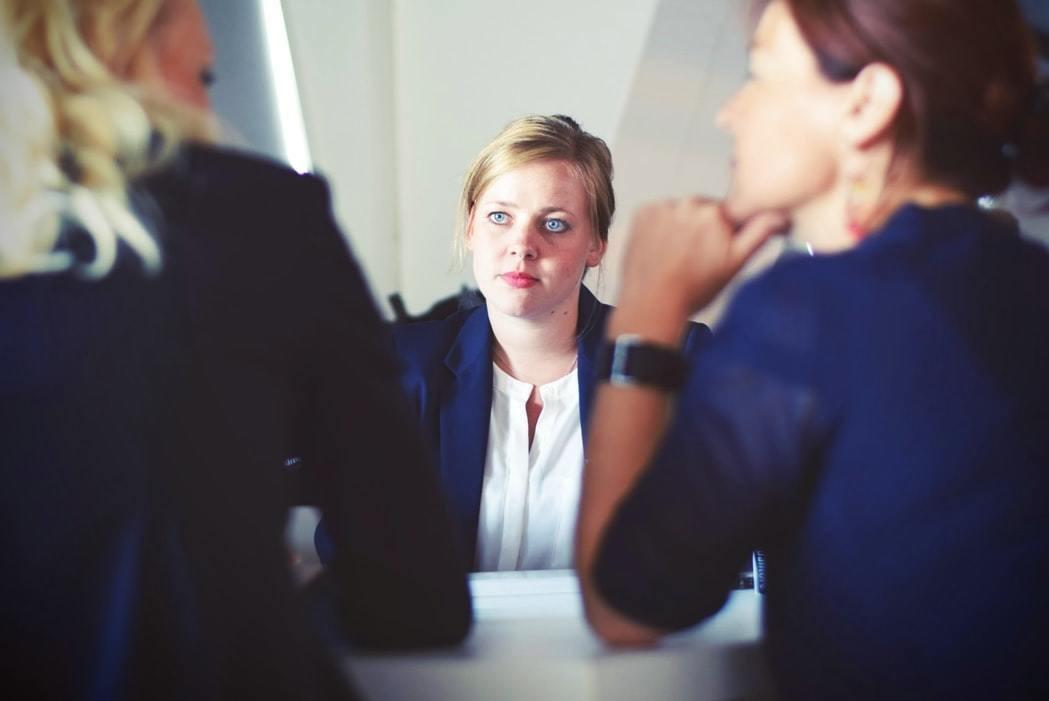 image of businesswomen
