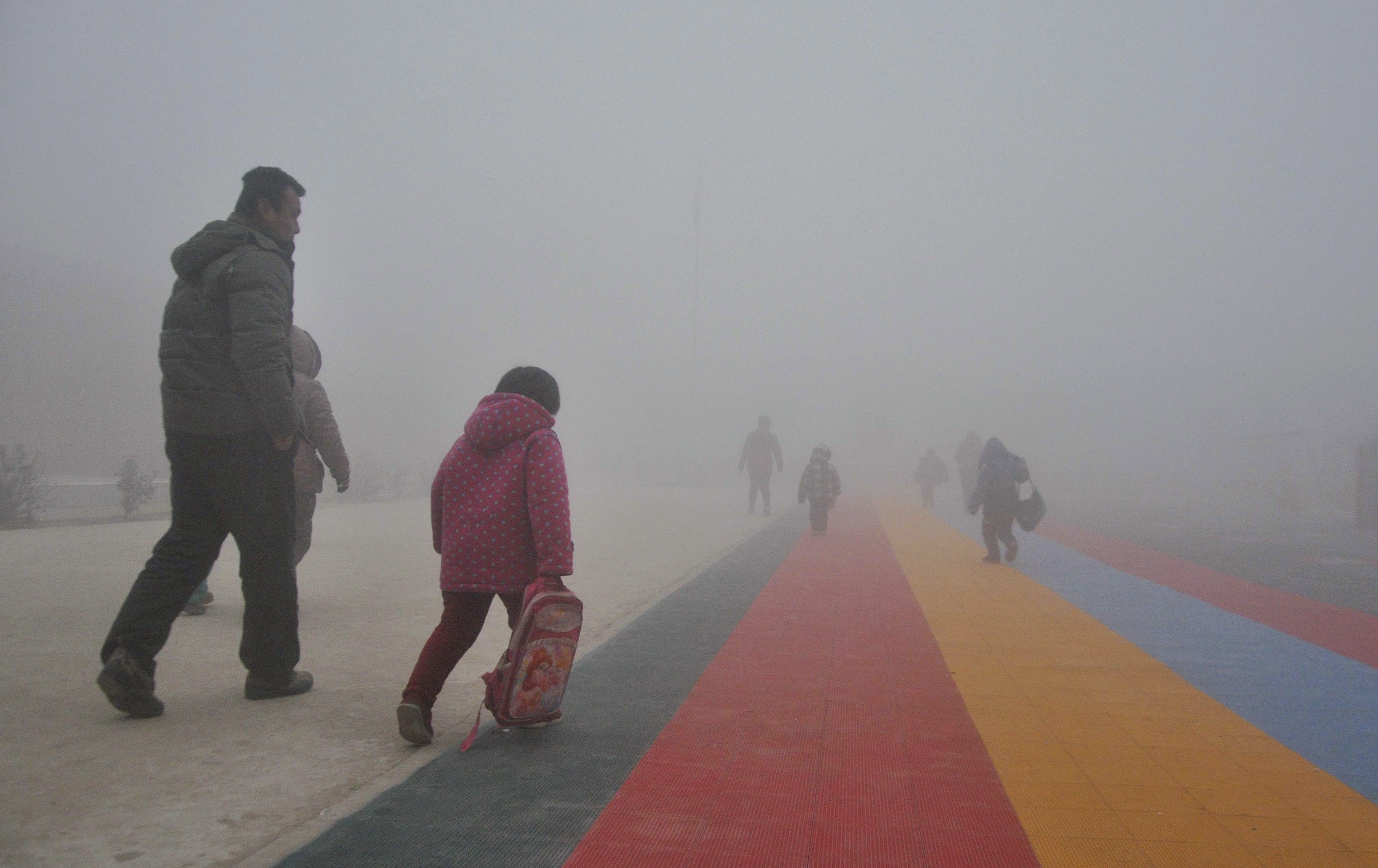 How China is tackling air pollution with big data
