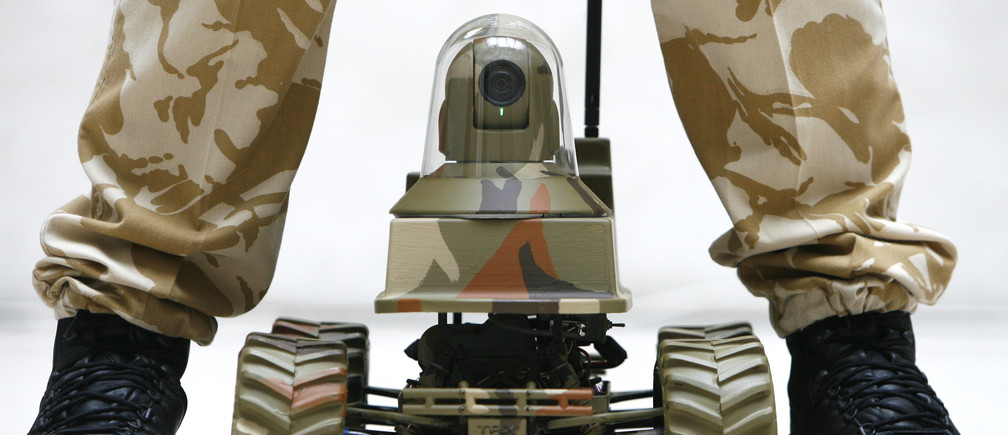 World War Three could be triggered by an artificial intelligence going AWOL, believes Tesla founder Elon Musk