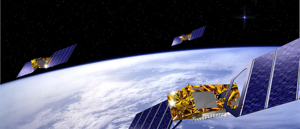 European governments agreed on May 26, 2003 to launch the long-delayed Galileo space program, seen as a potential rival to the U.S. military's GPS global satellite positioning system.