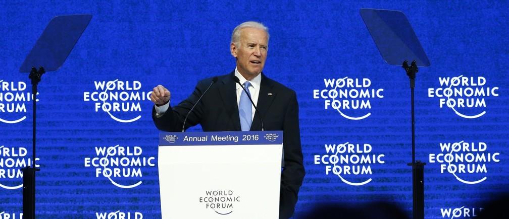 The digital revolution could destroy the middle class, warns Joe Biden