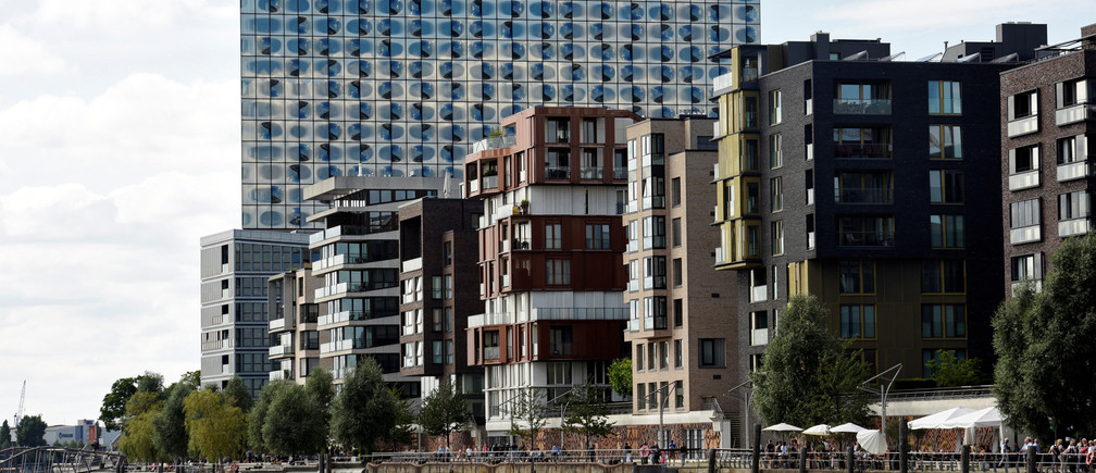 Hamberg's HafenCity is a successful inner-city development project