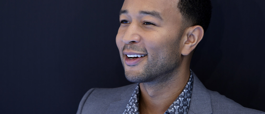2019 BET Awards - Arrivals - Los Angeles, California, U.S., June 23, 2019 - John Legend. REUTERS/Monica Almeida - HP1EF6N1QU64H