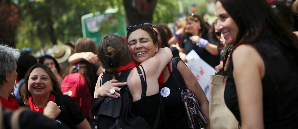 La Journée internationale de la femme est célébrée le 8 mars 2020.