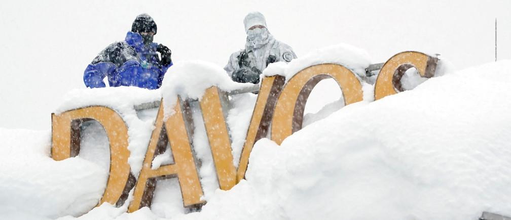 Qu'est-ce que Davos ? Quelques mythes et réalités concernant le sommet du Forum Économique Mondial