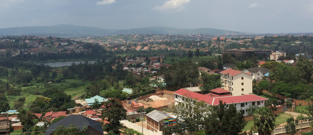 A general view of Rwanda's capital Kigali, March 26, 2014. REUTERS/Edmund Blair - S1BETGBUHGAA