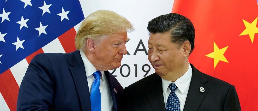 Los Presidentes Trump y Xi en términos más amistosos en la cumbre de líderes del G20 en 2019