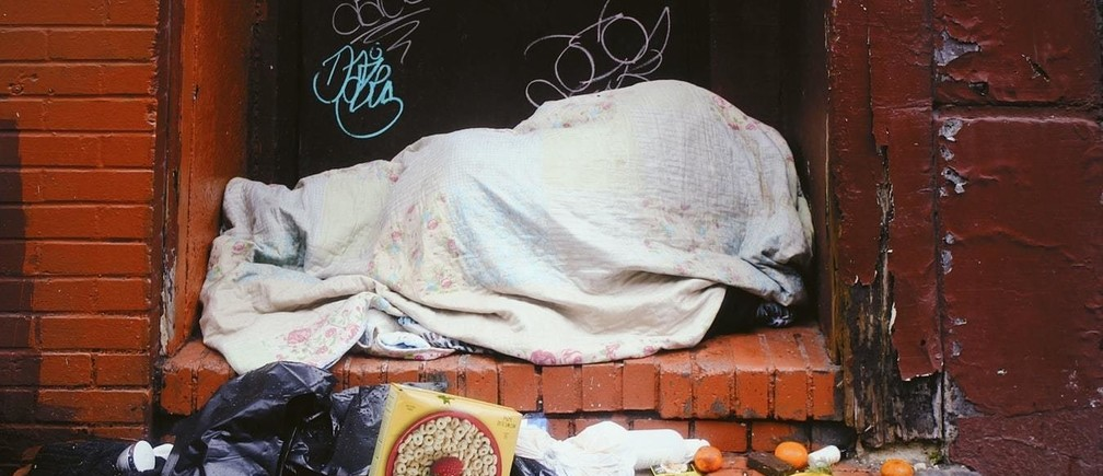 Homelessness is on the rise around the world.