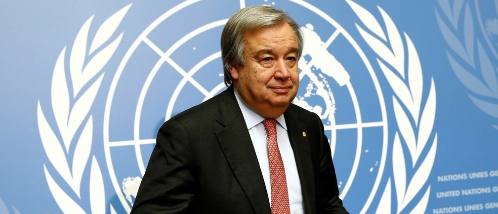 The new United Nations secretary-general: a Portuguese