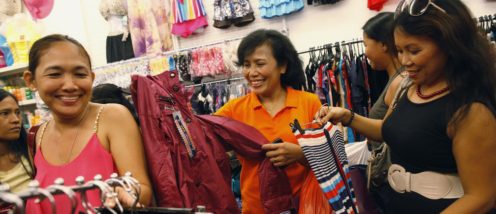 More than one-third of Indonesia's young people want to work for themselves when they're older.