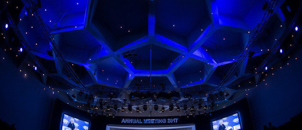 """Impressions during the Session """"CEPI: A Global Initiative to Fight Epidemics"""" at the World Economic Forum in Davos, January 19, 2017. Copyright by World Economic /  Valeriano Di Domenico"""