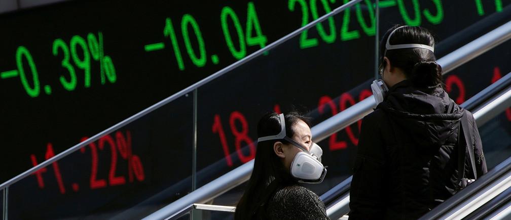 Si la situation est désastreuse pour l'Asie, elle semble pire pour les pays occidentaux qui sont toujours confinés.