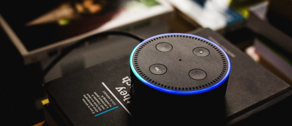 The Amazon Echo Dot is new voice technology