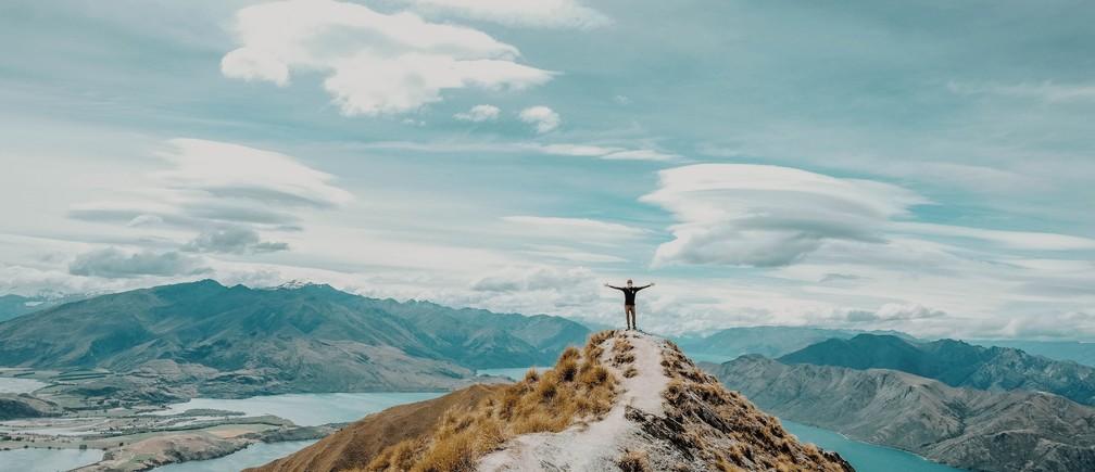 Roy's Peak New Zealand 2017