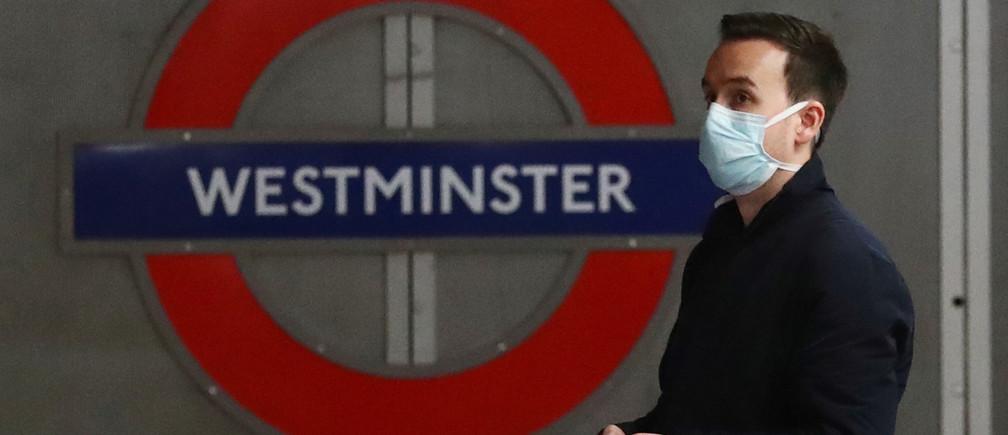 El Reino Unido es el epicentro europeo de la pandemia.