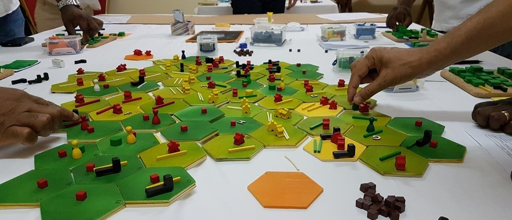Games can help explore possible future outcomes for the environment