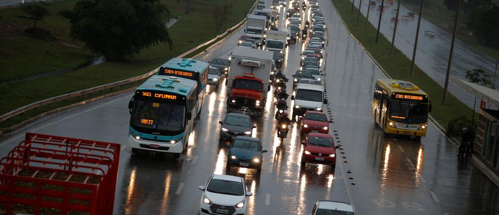 Las urbes latinoamericanas han registrado niveles históricamente bajos de congestión vehicular.