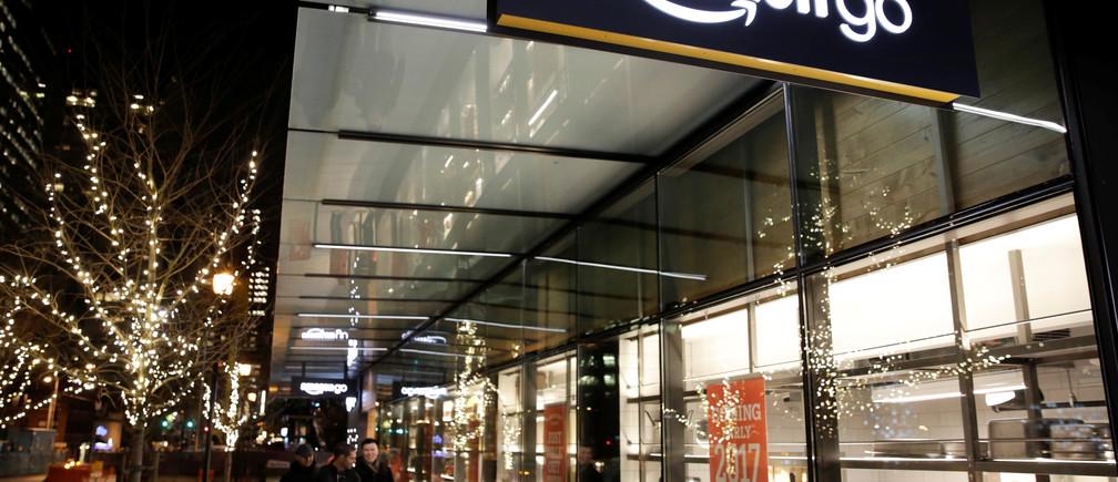 Amazon Go in Seattle Washington, U.S. December 5, 2016. REUTERS/Jason Redmond
