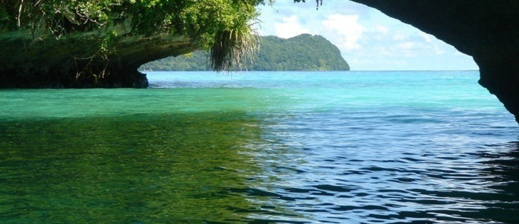 Palau is creating a new protected marine reserve to allow coral reefs to recover and protect coastal areas against climate change.