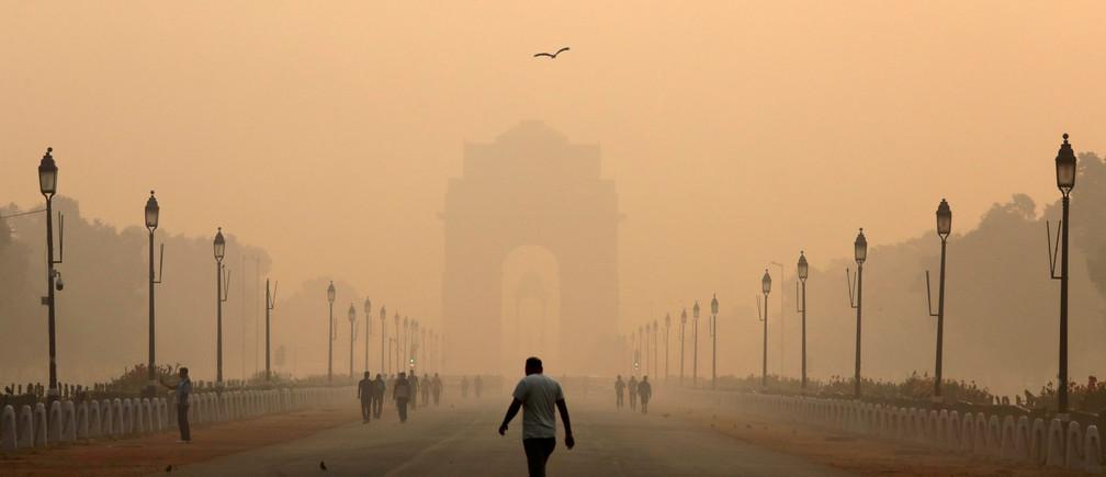 delhi india pollution smog urban regeneration