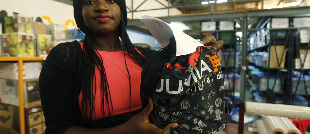 Fatoumata Ba, Founder e-commerce platform Jumia Ivory Coast.