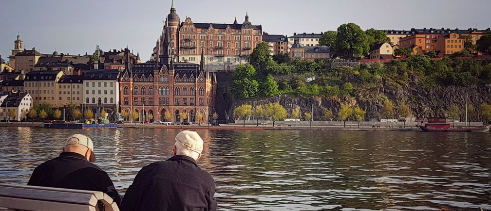 sweden old young generations people ageing