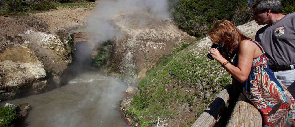 yellowstone volcano march 16 2020
