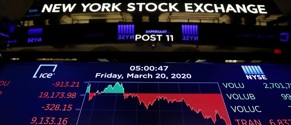 Diez tendencias preocupantes de la economía mundial.