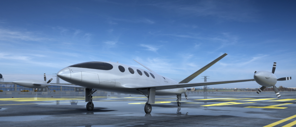Meet Alice, the battery-powered plane that could herald the age of electric air travel