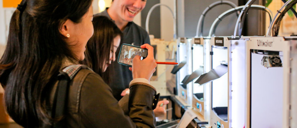 Why makerspaces could be the secret to making smart cities smart