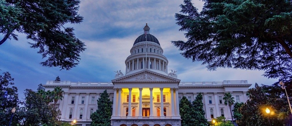 California's State Capitol building in Sacramento - is this the vanguard for the development of responsible AI?