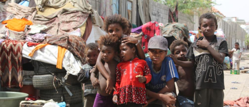 イエメンのような人道危機が多発する地域に、注力する事が必須です。