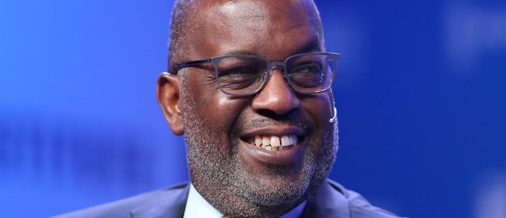 Bernard J. Tyson, Chairman and CEO of Kaiser Permanente, speaks at the 2019 Milken Institute Global Conference in Beverly Hills, California, U.S., April 29, 2019. REUTERS/Lucy Nicholson - RC1B645F0280