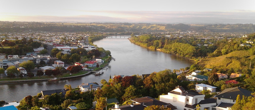 The Whanganui River in New Zealand has been a legal person since 2017