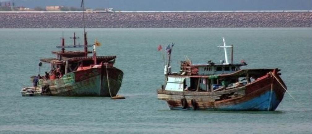 無法者の漁船を拿捕するのは依然容易ではないが、そうした漁船を検知できる技術は存在している。