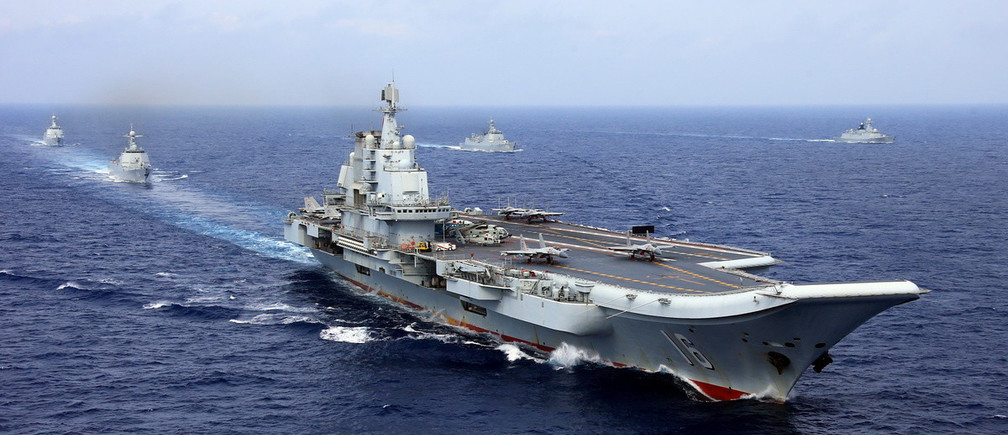 How China is becoming a naval superpower and why it matters ...