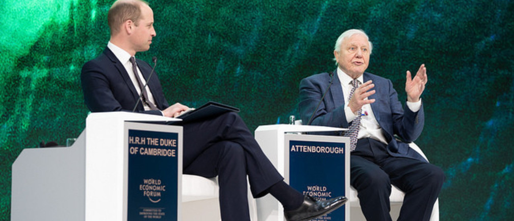 6 things we learned about the environment at Davos 2019
