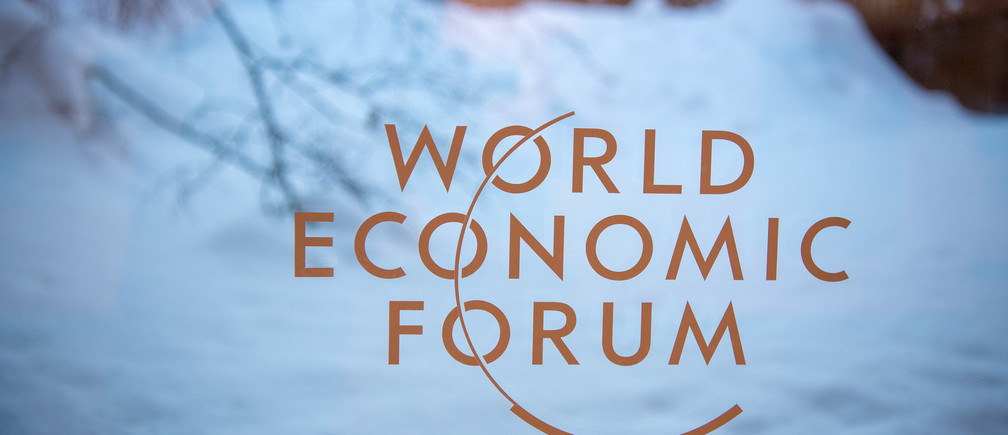 Impressions at the Annual Meeting 2019 of the World Economic Forum in Davos,January 2019