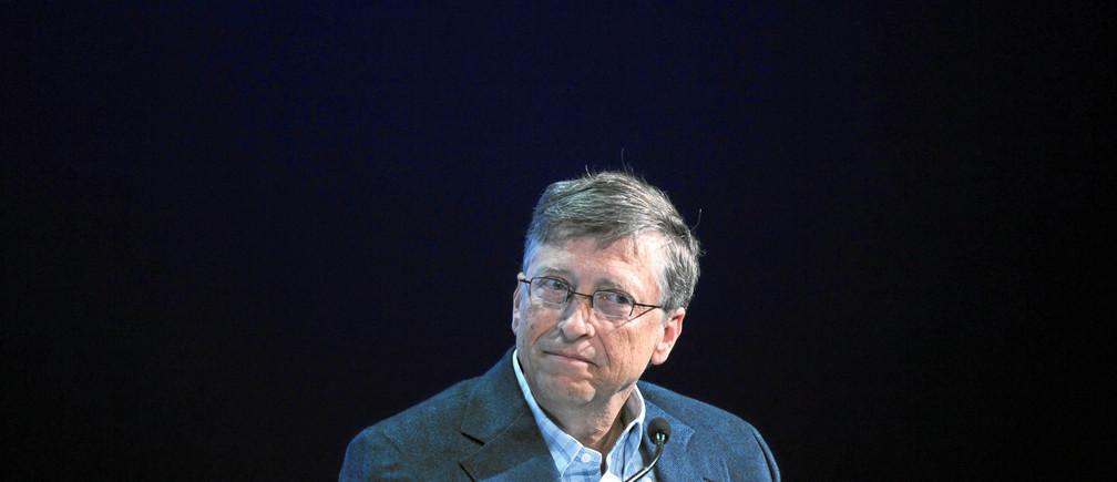 """""""No tenemos un sistema para hacer frente a la próxima epidemia"""", dijo Bill Gates durante la epidemia del ébola de 2014-2016."""