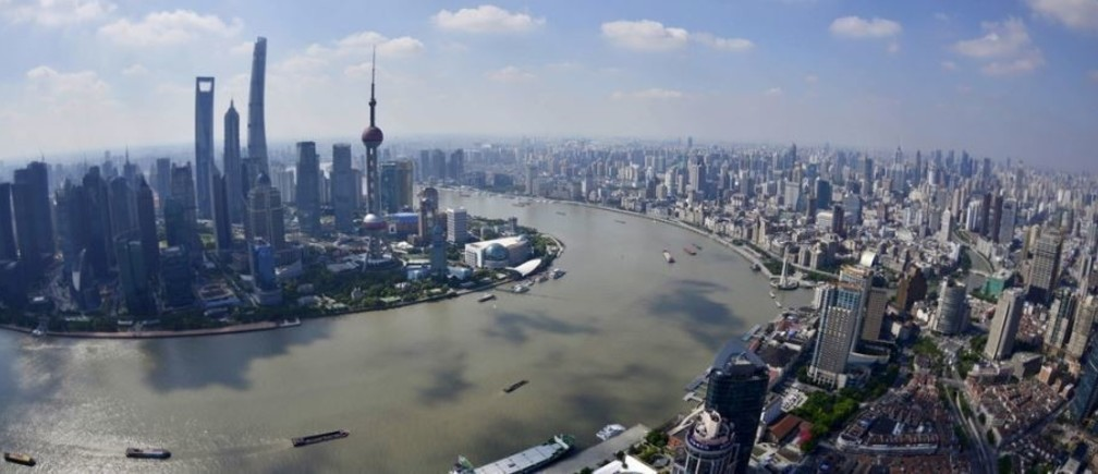 Shanghai … a training pool for other regions.
