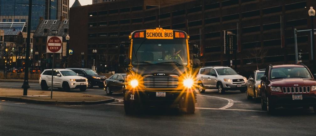 Trip-optimization technology has taken 50 school buses off the roads in Boston