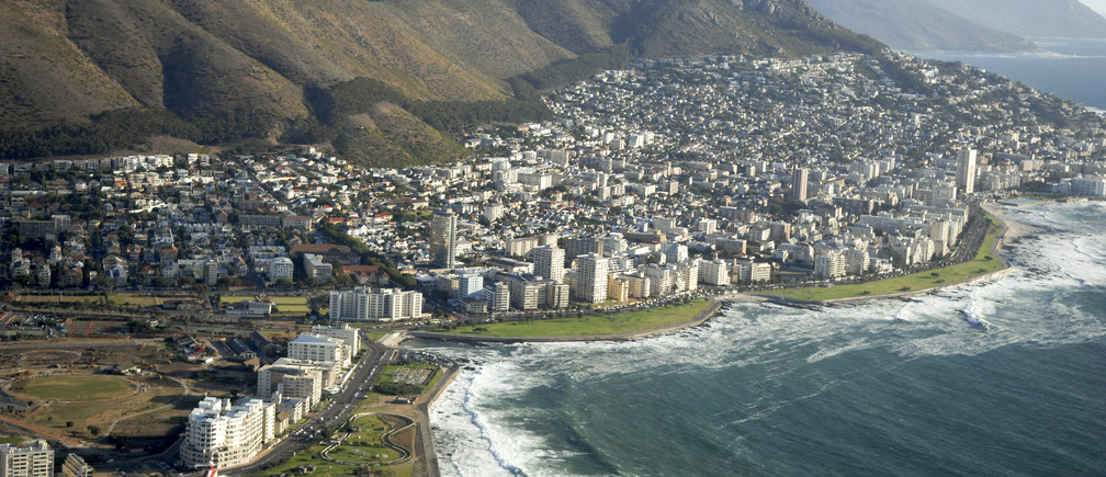 Cape Town almost ran out of water. Here's how it averted the crisis