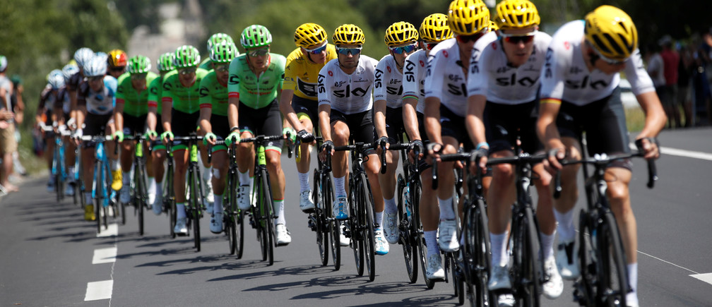 Cycling - The 104th Tour de France cycling race - The 179.5-km Stage 18 from Briancon to Izoard, France - July 20, 2017