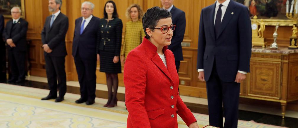 La Ministra de Asuntos Exteriores de España, Arancha González Laya, cree que la desunión internacional debilitó la respuesta inicial del mundo a COVID-19.