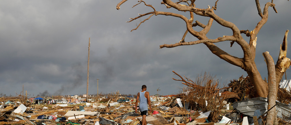 Climate change is causing people to leave their homes on a mass scale, says Oxfam