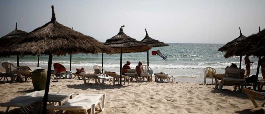 "Tourists relax on the beach of El Ksar hotel in Sousse, Tunisia June 24, 2016. REUTERS/Zohra Bensemra         SEARCH ""ZOHRA SOUSSE"" FOR THIS STORY. SEARCH ""THE WIDER IMAGE"" FOR ALL STORIES        TPX IMAGES OF THE DAY - S1BETLXTUHAA"