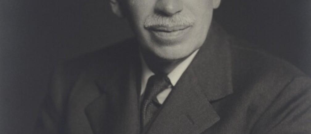 British economist John Maynard Keynes