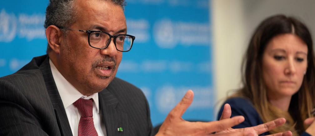 La agencia de la ONU está coordinando la respuesta mundial a la pandemia de coronavirus.