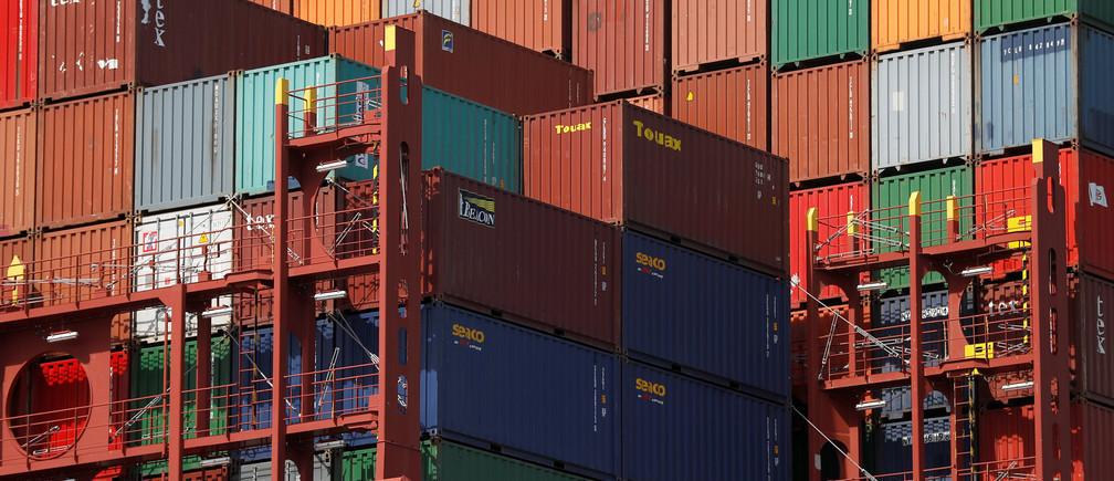 輸送コンテナの発明は1950年代以降、国際的な貿易に革命をもたらしました